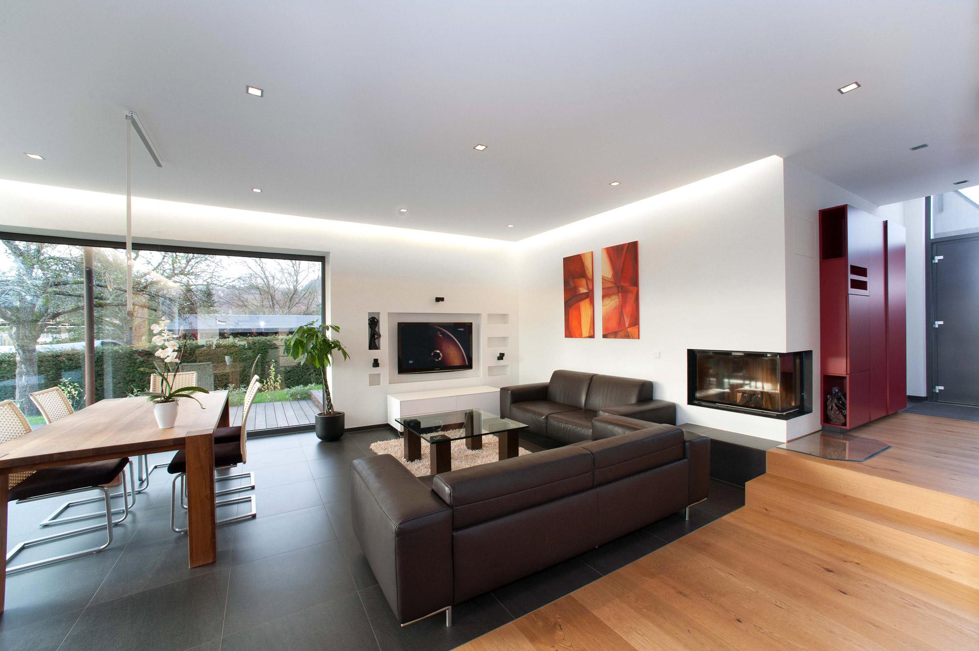 Wohnbereich Neubau