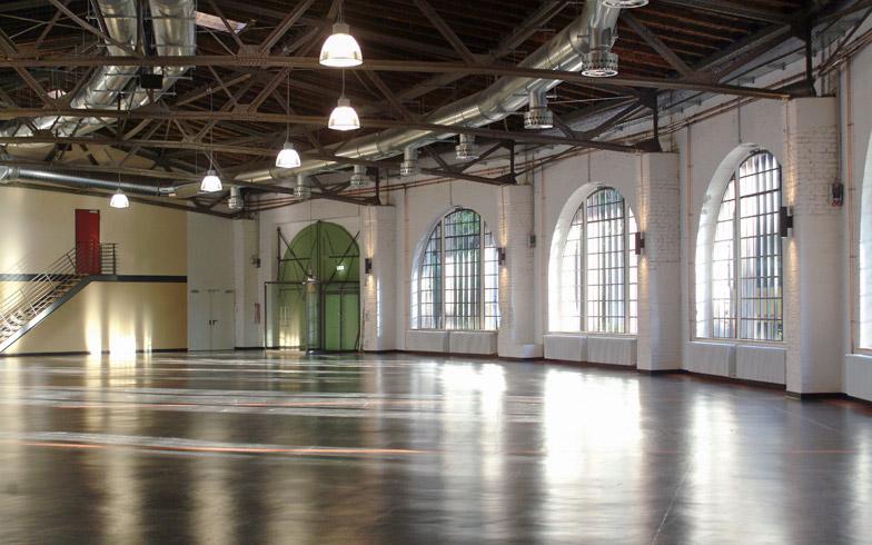 Eventhalle Mainz Innenraum