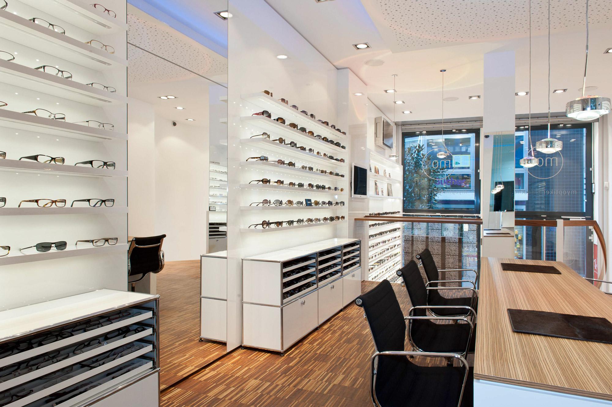 Optiker Verkauf & Beratung