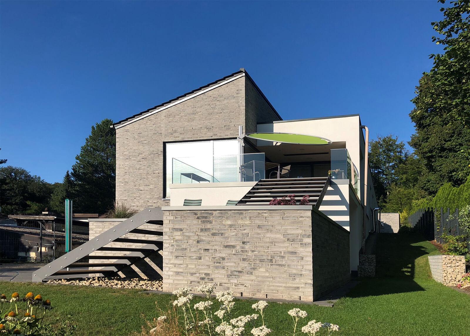 Einfamilienwohnhaus Neubau