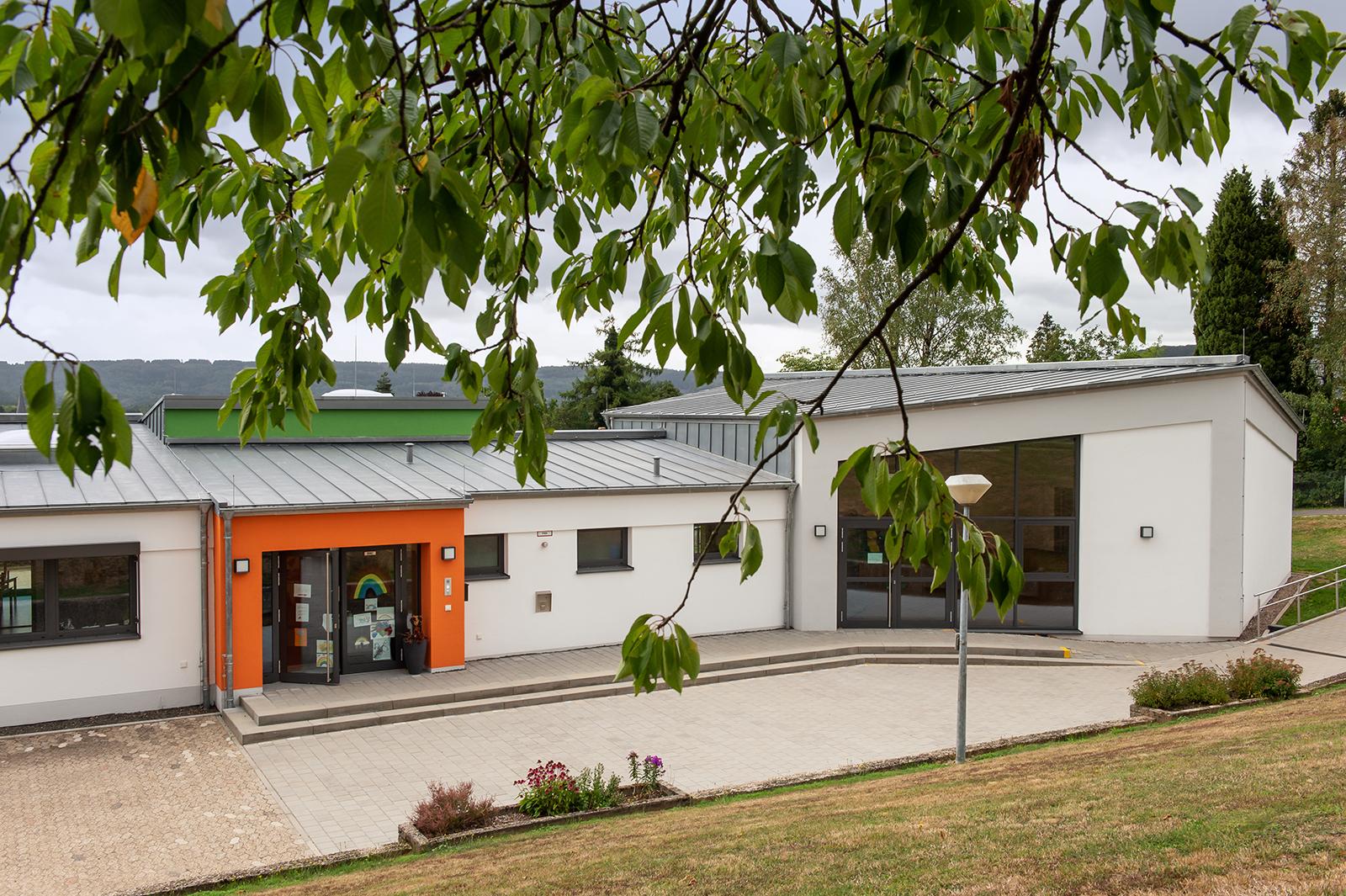 Kernsanierung bestehender Kindergarten